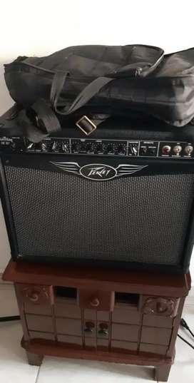 Vendo amplificador peavey valveking 112