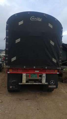 Se vende trailer modelo 93 carrozado