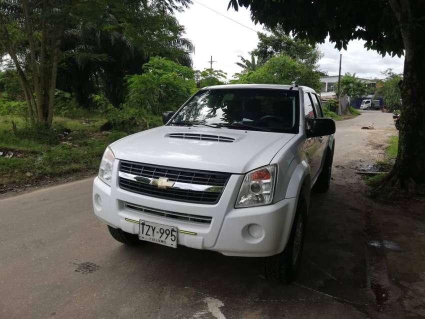 Camioneta Dmax 2012 diesel 4x4 excelente estado - servicio especial 0
