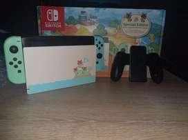 Nintendo switch ( Edicion Especial)