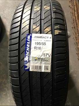 Neumático Michelin 195/55 R16 87v