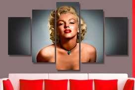 Cuadros Decorativos Marilyn Monroe