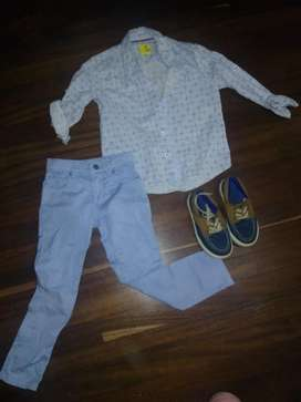 Vendo Outfit Completo Niño