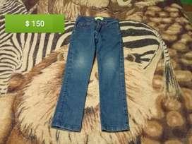 Pantalón Talle 6