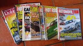 Vendo Revistas de Autos