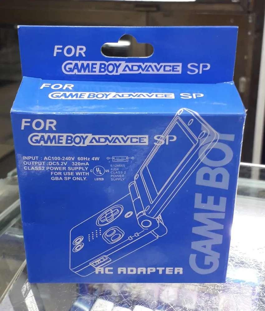 Cargador game boy advance