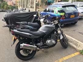 Suzuki GS 500 monoshock R6 Yoshimura GPS
