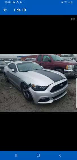 Remato Ford Mustang 2015