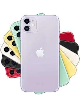 iPhone 11 128gb Nuevos Liberados Garantia