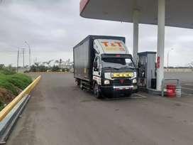 Camiones furgon