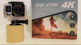 camara sport action 4k