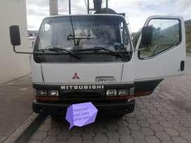 Mitsubishi canter año 2005
