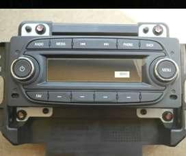 Radio con consola para Chevrolet beat