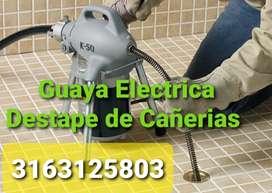 Plomero - Guaya Electrica - Plomeria