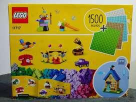 Lego nuevo classic 1500 piezas original