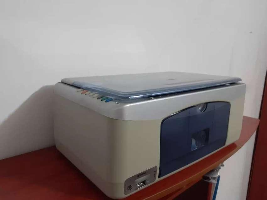 Vendo impresora multifuncional HP psc 1315 0