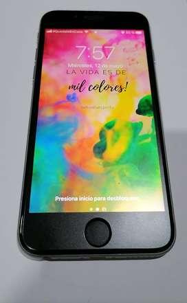 IPhone 6 de 32 gb en excelentes condiciones