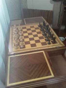 Mesa de ajedrez