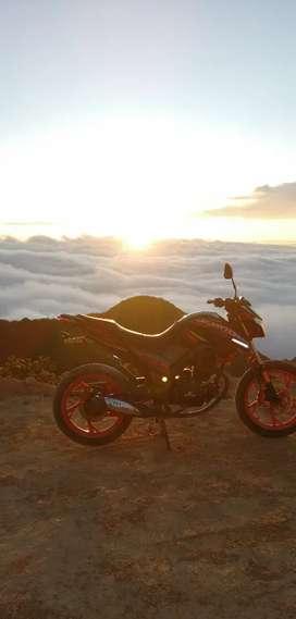 Moto daytona wing evo 200 cc