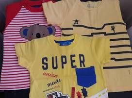Camisetas de niño de 12 meses a 24 meses