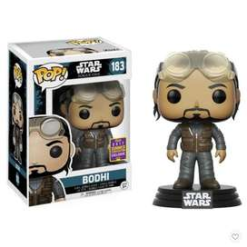 Funko Pop SDCC Star Wars Rogue One Bodhi (183) * Original *