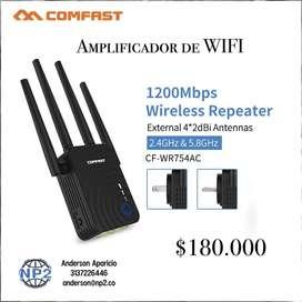 Amplificador de wifi