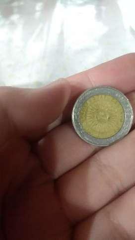 Monedas con error fotografíco