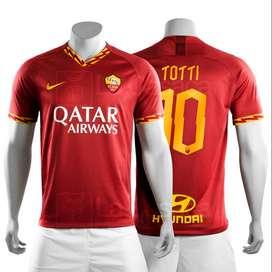 Nueva Camiseta As Roma Original 19-20 Francesco Totti 2019 2020 futbol