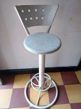 Se vende silla para bar