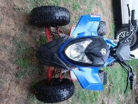Cuatri Zanella FX 250cc