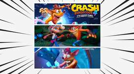 Crash Bandicoot 4: It's About Time - PS4 & PS5