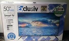 Smart TV 4k 50 pulgadas