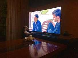 "Tv SamsungsmartCurvo 55"" Model UN55H8000GCTC impecable"