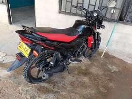 Vendo moto suzuki hayate modelo 2017