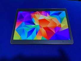 Samsung galaxy tad S 10.5 3RAN huella muy buen estado