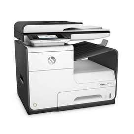 Impresora  HP PageWide Pro477dw - Multifuncional