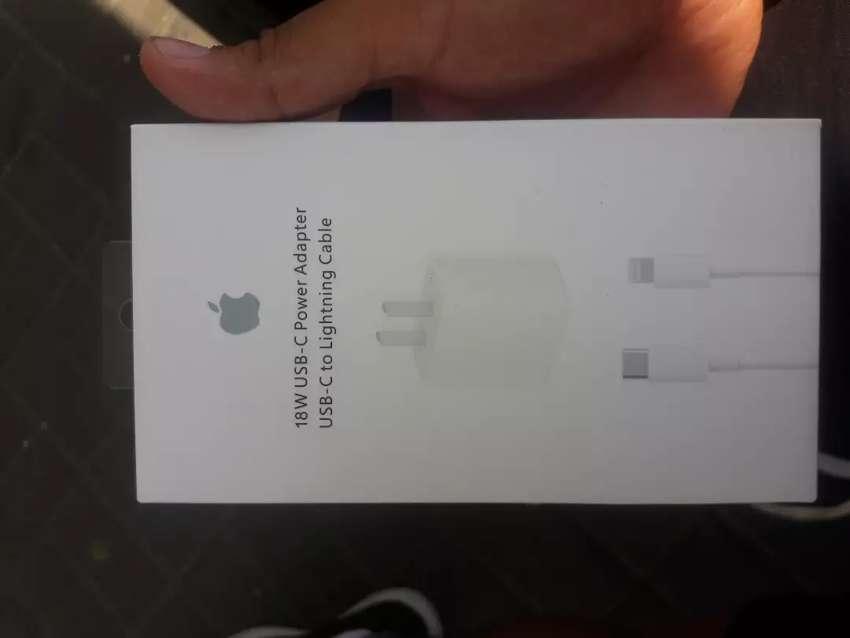 Cargador iphone 11 y 11 pro nax