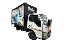 Camión NHR  CHEVROLET