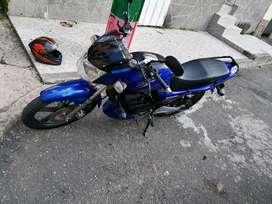 Vendo moto único dueño