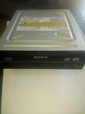 Vendo lector de DVD para pc