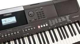Piano Yamaha PSR-EW410    76Teclas