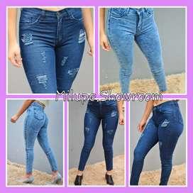 Jeans Denim elastizados