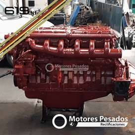Motor Fiat Iveco 619 N1
