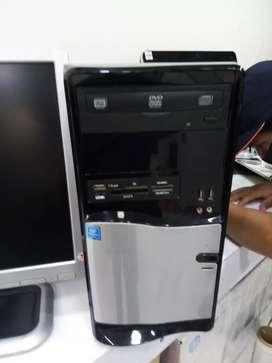 Computador de escritorio Celeron dual core