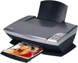 Impresora Lexmark X1185