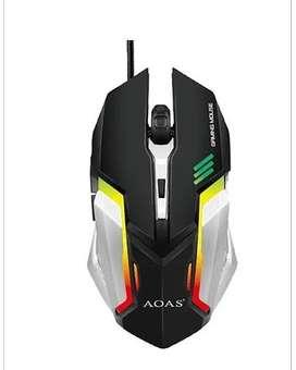 Mouse gamer K100 AOAS
