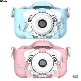 Cámara Digital HD 1080P para niños, cámara de vídeo de juguete con pantalla a Color de 2,0 pulgadas,