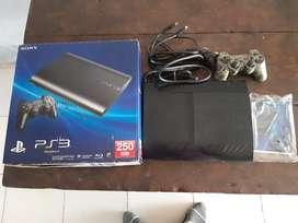 Consola de juegos (play3)