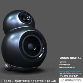 AUDIO VIDEO DIGITAL integradores - 3105869324 mixer, speakers, line array, parlantes