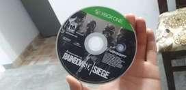 Xbox one juego Raimbow six siege